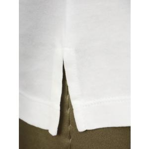GIRELLI BRUNI【ジレッリ ブルーニ】スキッパーポロシャツ V040PC WHITE 1 コットン ホワイト|cinqueunaltro|05
