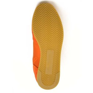 PHILIPPE MODEL【フィリップモデル】  スニーカー TROPEZ MONDIAL ORANGE TRLU W033  スエード ナイロン オレンジ|cinqueunaltro|03