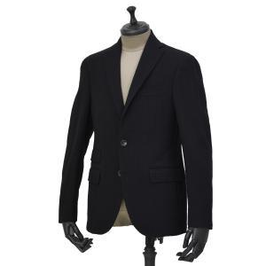 THE GIGI【ザ ジジ】シングルジャケット DEGAS 2BT JO 900 ウール ポリウレタン ジャガード ブラック|cinqueunaltro