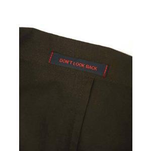 THE GIGI【ザ ジジ】シングルジャケット ANGIE+T K201 300 ウール リネン ブラウン|cinqueunaltro|07