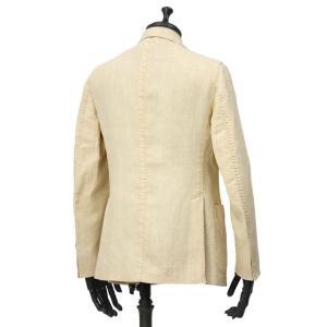 THE GIGI【ザ ジジ】シングルジャケット ART K603 200 リネン オフベージュ cinqueunaltro 02