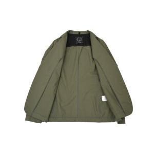T-JACKET【ティージャケット】シングルジャケット 419-63210001 430  コットン  カーキ|cinqueunaltro|03