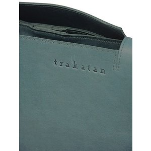 trakatan【トラカタン】ショルダーバッグ TRK905 AVIO スムースレザー ブルーグレー|cinqueunaltro|09