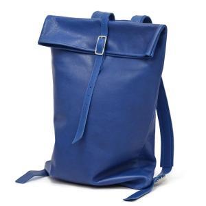 trakatan【トラカタン】バッグパック TRK301 BLUETTE スムースレザー ブルー|cinqueunaltro
