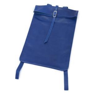 trakatan【トラカタン】バッグパック TRK301 BLUETTE スムースレザー ブルー|cinqueunaltro|02
