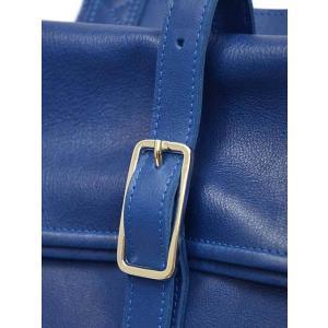 trakatan【トラカタン】バッグパック TRK301 BLUETTE スムースレザー ブルー|cinqueunaltro|05