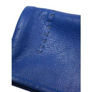 trakatan【トラカタン】バッグパック TRK301 BLUETTE スムースレザー ブルー|cinqueunaltro|06