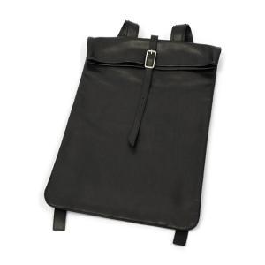 trakatan【トラカタン】バッグパック TRK301 BLACK スムースレザー ブラック|cinqueunaltro|02
