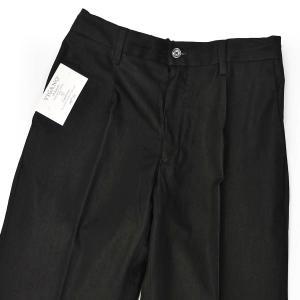 VIGANO【ヴィガーノ】イージーパンツ ACT-06 4110 998 BLACK コットン ナイロン ポリウレタン ブラック|cinqueunaltro