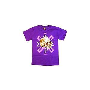 10DEEP ONLY MEMBERS XD S/S TEE Purple テンディープ オンリーメンバーズ XD S/S Tシャツ パープル|cio