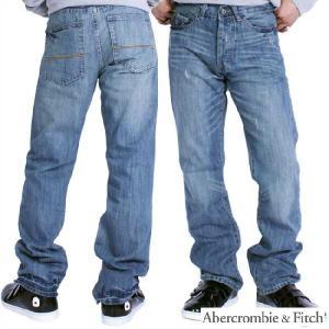 アバクロンビーアンドフィッチ デニム 50309 ザ キルバーン ローライズ ブーツ Abercrombie&Fitch Denim pants 50309 The Kilburn Low Rise Boot|cio