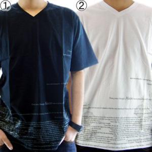 AKOO(A King Of Oneself) THORN WORDS S/S T-Shirt Caviar,White エーケーオーオー(ア キング オブ ワンセルフ) ソーン ワーズ S/S Tシャツ キャビア,ホワイト|cio