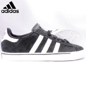 アディダス シューズ スケートボーディング キャンパス バルカ ブラック ホワイト ブラック adidas Shoes Skateboarding Campus Vaulc Black White Black|cio