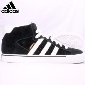 アディダス シューズ スケートボーディング キャンパス バルカミッド ブラック ホワイト ブラック adidas Shoes Skateboarding Campus Vaulc Mid Black White|cio
