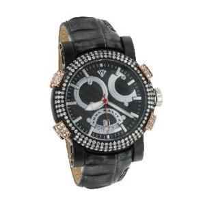 アクアマスター タイタニアム オートマティック ダイヤモンド ウォッチ ブラック ブラック W312-1 AQUA MASTER TITANIUM Automatic Diamond Watch W312-1|cio