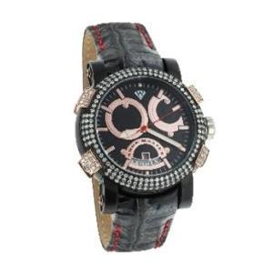 アクアマスター タイタニアム オートマティック ダイヤモンド ウォッチ ブラック ブラック W312-2 AQUA MASTER TITANIUM Automatic Diamond Watch W312-2|cio