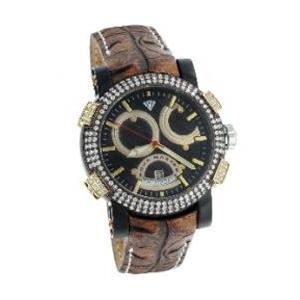 アクアマスター タイタニアム オートマティック ダイヤモンド ウォッチ ブラック ブラック W312-3 AQUA MASTER TITANIUM Automatic Diamond Watch W312-3|cio