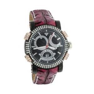 アクアマスター タイタニアム オートマティック ダイヤモンド ウォッチ ブラック ブラック W312-5 AQUA MASTER TITANIUM Automatic Diamond Watch W312-5|cio