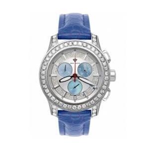 アクアマスター マスターピース クロノグラフ ダイヤモンド ウォッチ シルバー シルバー w#100-3 AQUA MASTER Masterpiece CHRONOGRAPH Diamond Watch w#100-3|cio