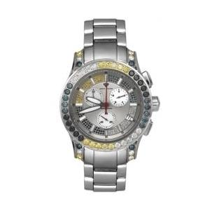 アクアマスター マスターピース クロノグラフ ダイヤモンド ウォッチ シルバー シルバー w#100-5 AQUA MASTER Masterpiece CHRONOGRAPH Diamond Watch w#100-5|cio