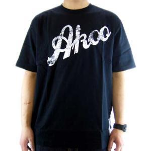 AKOO(A King Of Oneself) TROPOLIS S/S T-Shirt Caviar エーケーオーオー(ア キング オブ ワンセルフ) トロポリス S/S Tシャツ キャビア|cio