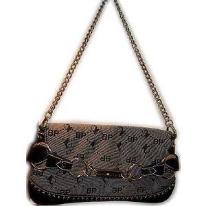 BABY PHAT BP6890-A01-BP Ladies Bag Black/Black ベイビーファット BP6890-A01-BP レディースバッグ ブラック/ブラック|cio