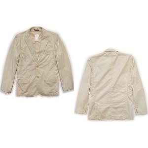 BANANA REPUBLIC TAILORED JACKET Natural White バナナ リパブリック テーラード ジャケット ナチュラル ホワイト|cio