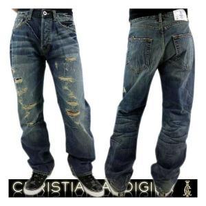 Christian Audigier DART 5-POCKET M22074LD SID クリスチャンオードジェー ダート 5-ポケット シド デニム|cio