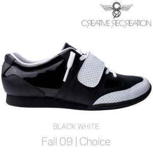 【SALE】クリエイティブ レクリエーション マッシーモ チョイス ホワイト/ブラック Creative Recreation CR8 CR11839 MASSINO Choice White/Black|cio