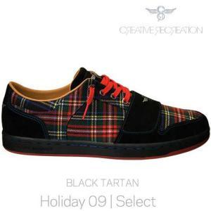 【SALE】クリエイティブ レクリエーション セサリオ ロー セレクト ブラック/タータン CR8 CR4Lo49 CESARIO LO Select Black /Tartan|cio
