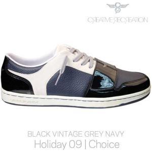 【SALE】クリエイティブ レクリエーション セサリオ ロー チョイス ブラック/ヴィンテージ/グレー/ネイビー CR8 CR4Lo49 CESARIO LO Choice Black Vintage Grey|cio