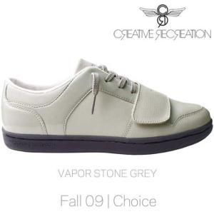 【SALE】クリエイティブ レクリエーション セサリオ ロー チョイス ベイパー/ストーン/グレー Creatieve Recreation CR8 CESARIO LO Choice Vapor/Stone|cio