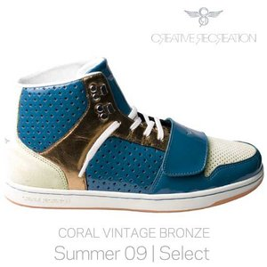 【SALE】CR8 CR429 CESARIO Select Coral/Vintage/Bronze クリエイティブレクリエーション セサリオ セレクト コーラル/ヴィンテージ/ブロンズ|cio