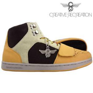 【SALE】Creative Recreation Cesario Choice Wheat/Khaki/Brown クリエイティブレクリエーション セサリオ チョイス ウィート/カーキ/ブラウン cio