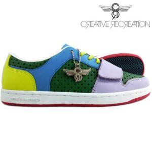 【SALE】Creative Recreation Cesario Lo Choice Royal /Green クリエイティブレクリエーション セサリオ ロー チョイス ロイヤル/グリーン/ラベンダー/ネオ|cio
