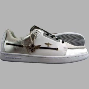 【SALE】Creative Recreation CR1119 Lucky Luciano Select White/Metallic Silver/Black ラッキールチアーノ セレクト ホワイト/メタリックシルバー/ブラック|cio