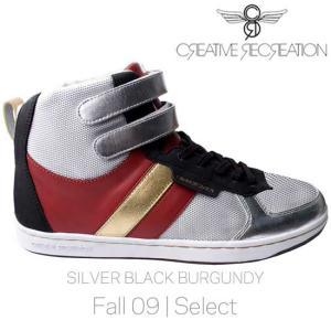 【SALE】クリエイティブ レクリエーション ディココ セレクト シルバー/ブラック/バーガンディー DICOCO Select Silver/Black/Burgundy|cio