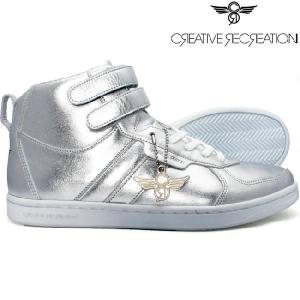 【SALE】クリエイティブレクリエーション ディココ セレクト メタリックシルバー Creative Recreation Dicoco Select Metallic Silver|cio