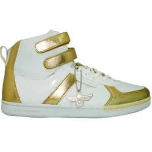 【SALE】クリエイティブレクレーション ディココ ウィーメンズ ホワイト/メタリックゴールド Creative Recreation Dicoco Women's White/Metallic Gold|cio