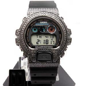 カシオ Gショック ブラックダイヤモンド カスタム ウォッチ ブラック CASIO G-SHOCK BlackDiamond Custom Watch|cio