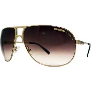 CARRERA Sunglasses BACK80S1 0MWM Shiny Gold/Brown カレラ サングラス BACK8051 0MWM シャイニーゴールド/ブラウン|cio