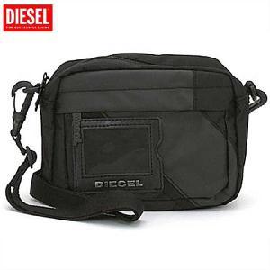 ディーゼル ショルダーバッグ X00101 ブラック DIESEL Shoulder Bag X00101 Black cio
