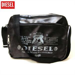 【SALE】ディーゼル ショルダーバッグ X00022 ブラック DIESEL Shoulder Bag X00022 Black cio