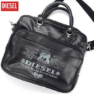 ディーゼル ショルダーバッグ X00021 ブラック DIESEL Shoulder Bag X00021 Black cio