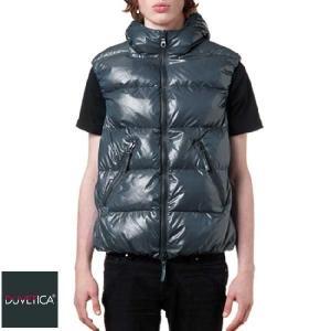 デュベティカ(デュベチカ) ダウンベスト(ヴェスト) マグネート アスファルト DUVETICA Down Vest MAGNETE 920 cio