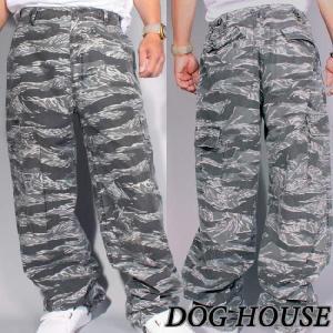 ドッグハウス カーゴパンツ S.G.N.0.9 カモ Dog house Cargo pants S.G.N.0.9 Camo|cio