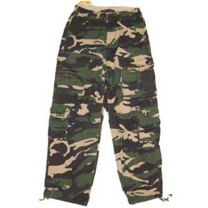 【SALE】ENERGIE Cargo Pants Camouflage エナジー カーゴパンツ カモフラージュ|cio
