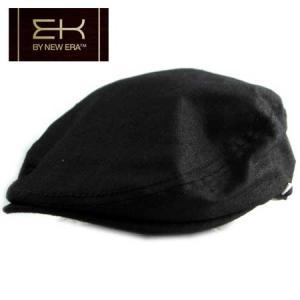 イーケー バイ ニューエラ ハンチング カーブサイド ブラック EK by New Era HUNTING CURBSIDE Black|cio