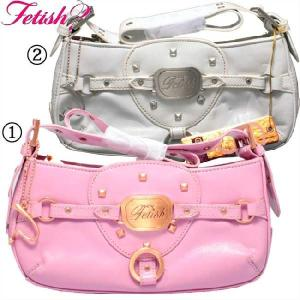 フェティッシュ レディース バッグ FH02WE イーストウェストバケット 1.ピンク 2.ホワイト FETISH Ladies' bag FH02WE Yeast waist bucket cio