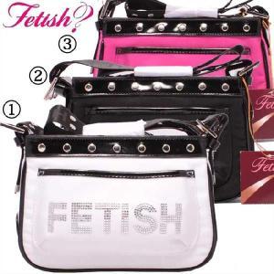 フェティッシュ レディース バッグ FH12NC スモール スクエア バッグ フェティッシュ クリスタル FETISH Ladies' bag FH12NC Small Square Bag FETISH Crystal|cio